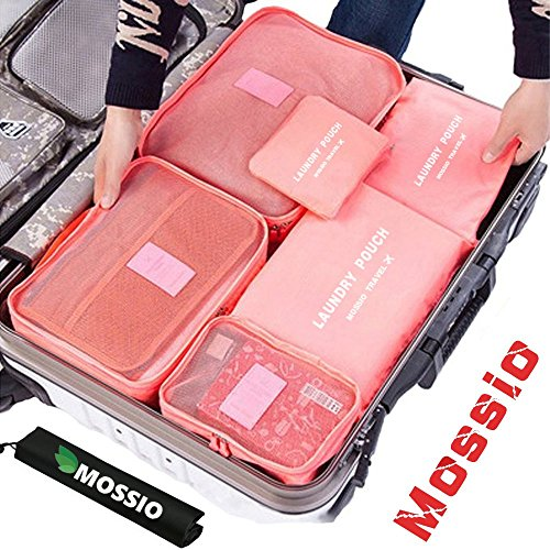 luggage-cubesmossio-7-set-backpack-camping-clothes-cosmetics-mesh-bag-rose-red