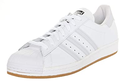 e227187e4817 Adidas Originals SUPERSTAR 80s REFLECTIVE White Leather Men Sneakers Shoes