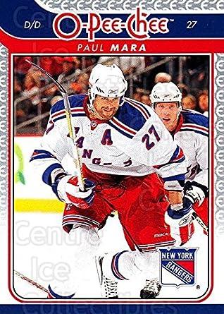 Amazon.com  (CI) Paul Mara Hockey Card 2009-10 O-pee-chee (base) 12 ... d90567672