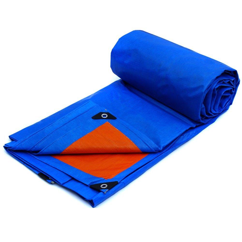 QAR Wasserdichtes Sonnenschutz-Sonnenschutzregenstoff-LKW-Plane des Regenschirms der Plane Im Freien Verdickte Plane des Segeltuches Zelt