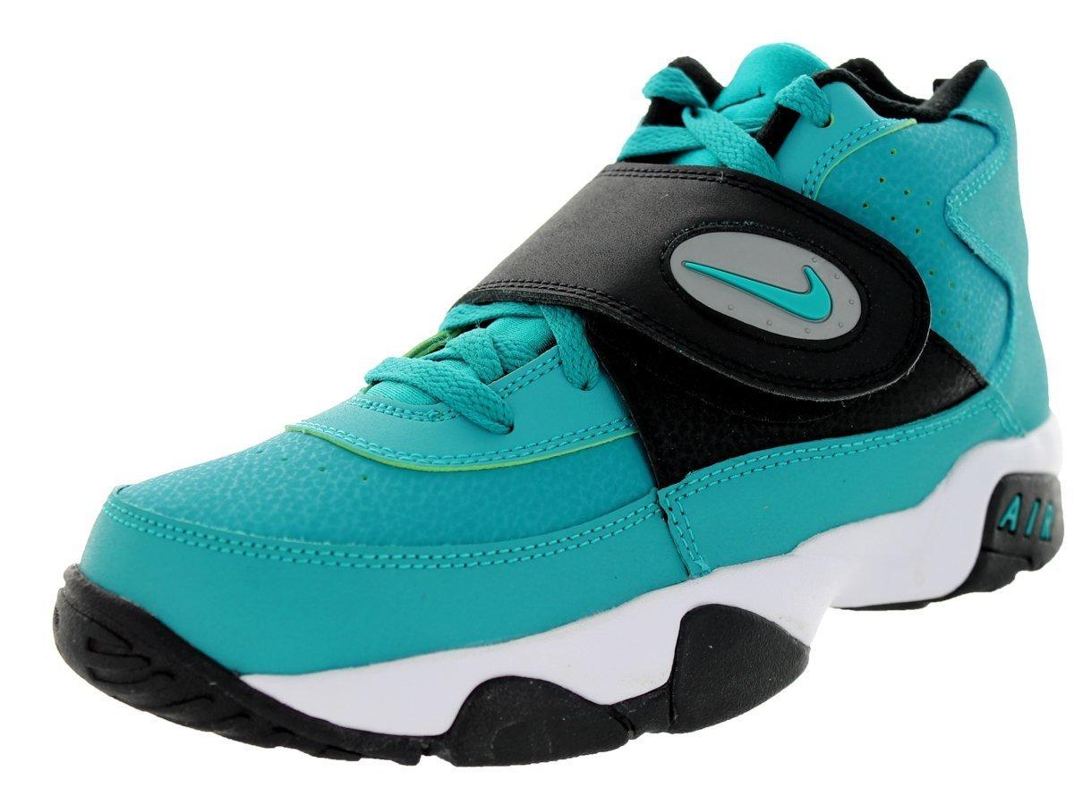 Nike Air Mission (GS) Boys Cross Training Shoes 630911-031 Black 7 M US