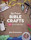 Big Picture Bible Crafts (Reproducible pages): 101