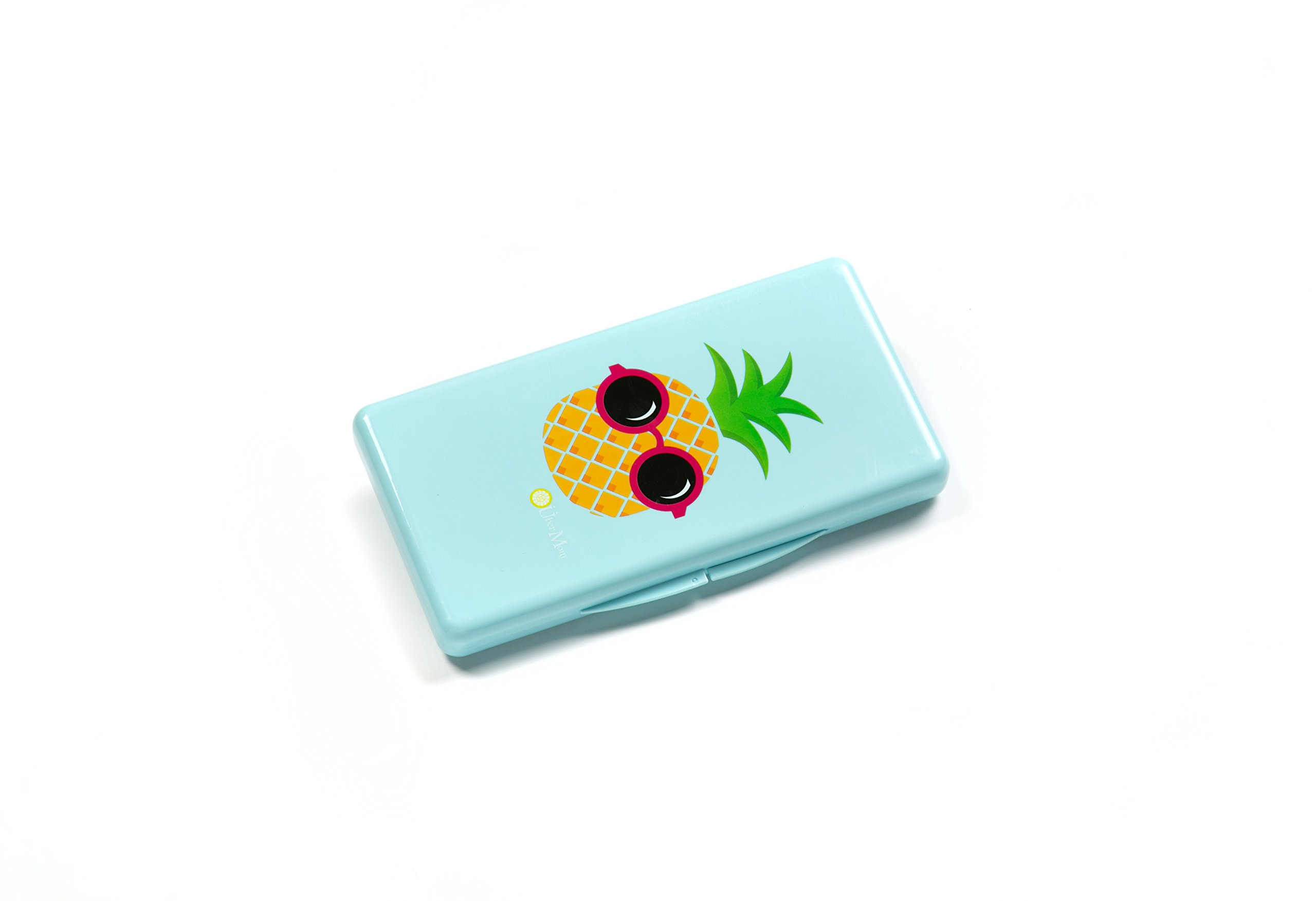 Wipebox by Uber Mom Pineapple by Über Mom LLC