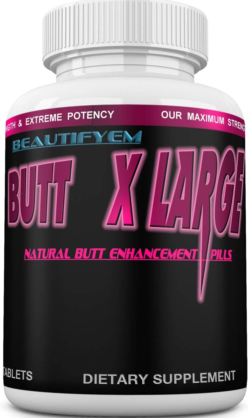 Butt X-Large Butt Enlargement, Booty Enhancement