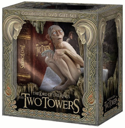 The Lord of the Rings: The Two Towers (Platinum Series Special Extended Edition Collector's Gift Set) by New Line Home Video by