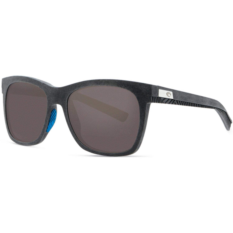 176ec5e62e Amazon.com  Costa Del Mar Costa Del Mar UC300BOGGLP Caldera Gray 580G Net  Gray w Blue Rubber Caldera