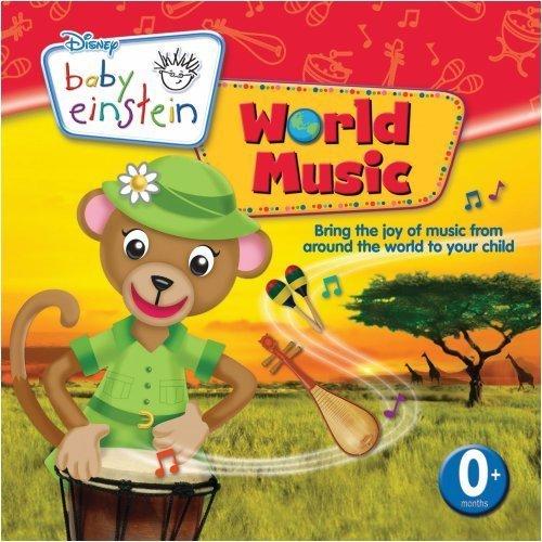 Baby Einstein: World Music (2-Disc Special Edition) by Walt Disney Records