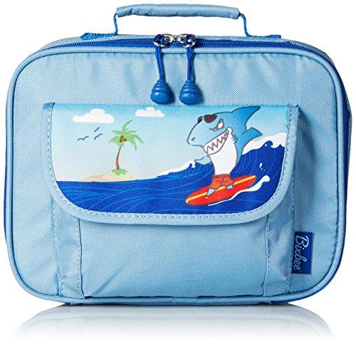 bixbee-kids-blue-shark-insulated-lunch-box