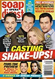 Justin Hartley l Austin Peck & Christie Clark l Tyler Christopher l Mark Consuelos l Taraji P. Henson - September 26, 2016 Soap Opera Digest