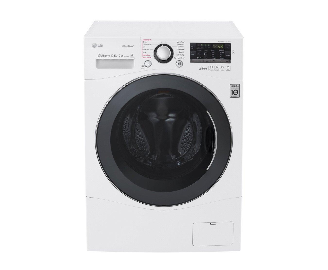 Lg electronics f 14a8 jdh2nh waschtrockner 1428 kwh 10 5 kg