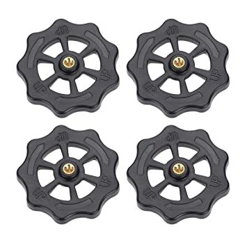 4 Piezas de impresoras 3D Pomo de Plataforma de Cama Caliente CR ...