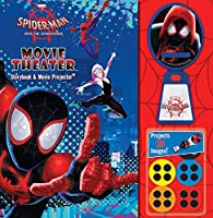 Marvel Spider-Man: Into the Spider-Verse Movie Theater Storybook