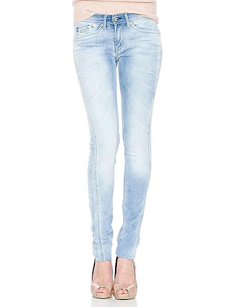 Pepe Jeans Pantalón Vaquero Chica, Skinny, W28/L34 - Modelo ...
