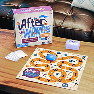 Educational Insights AfterWORDS: Toys & Games