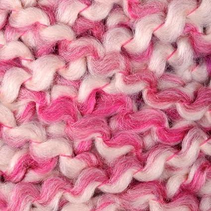 Amazon Lion Brand Homespun Yarn 427 Cherry Blossom