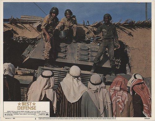 Best Defense 1984 Authentic 11