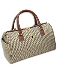 London Fog Luggage Chelsea 16 Inch Satchel Tote