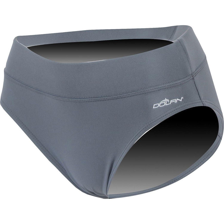 (ドルフィン) Dolfin レディース 水着ビーチウェア ボトムのみ Dolfin Solid Moderate Racer Brief [並行輸入品] B077RVM2WD
