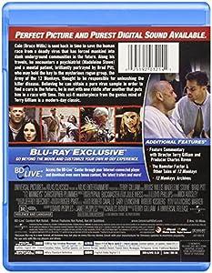 12 Monkeys [Blu-ray] from Universal Studios