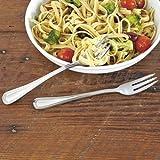 CHEFS Elegance Pasta Forks, Set of 12 - set of 12