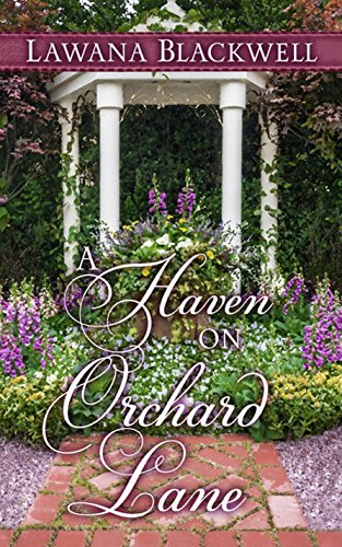 book cover of A Haven on Orchard Lane