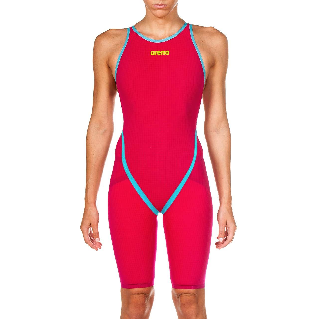 Image of Arena Women's Powerskin Carbon Flex Vx Fbsl Open Back Racing Swimsuit
