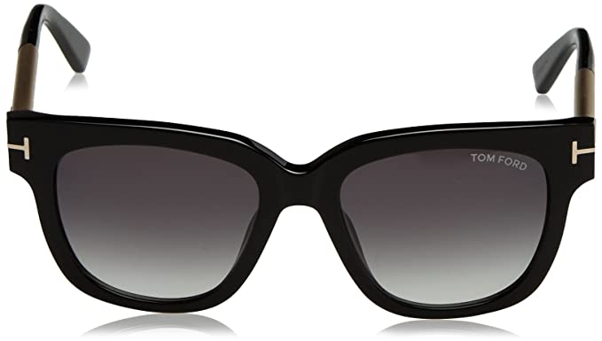 Tom Ford Sonnenbrille FT0436_01B (53 mm) Black, 53