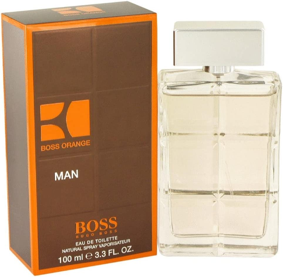 Hugo Boss Boss Orange After Shave Lotion - 100ml/3.4oz by Hugo Boss