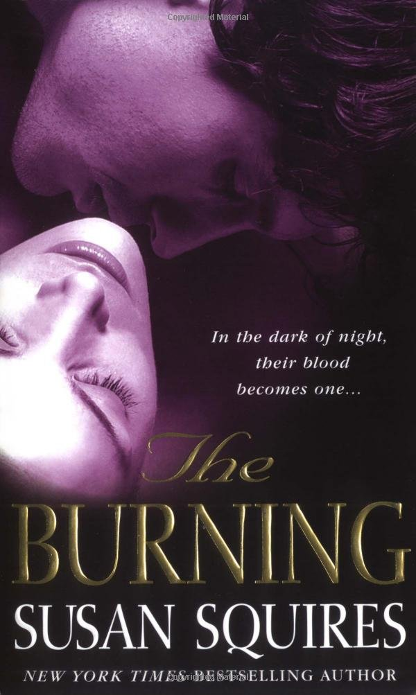 The Burning (The Companion Series)