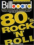 Billboard Top Rock 'n' Roll Hits of the '80s, , 0793508746