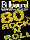 Billboard Top Rock 'n' Roll Hits of the '80s, , 0793508746