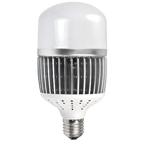 DASKOO CL-Q50W E40 Bombilla LED 50W Luz LED Globe Equivalente a 400W Blanco frío