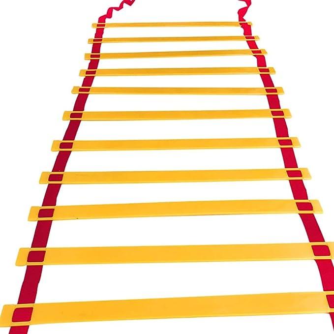 Escalera de velocidad Escalera De Agilidad para Niños Adultos De Fútbol, entrenando Ejercicios Rápidos De Agilidad. (Color : Style1): Amazon.es: Hogar