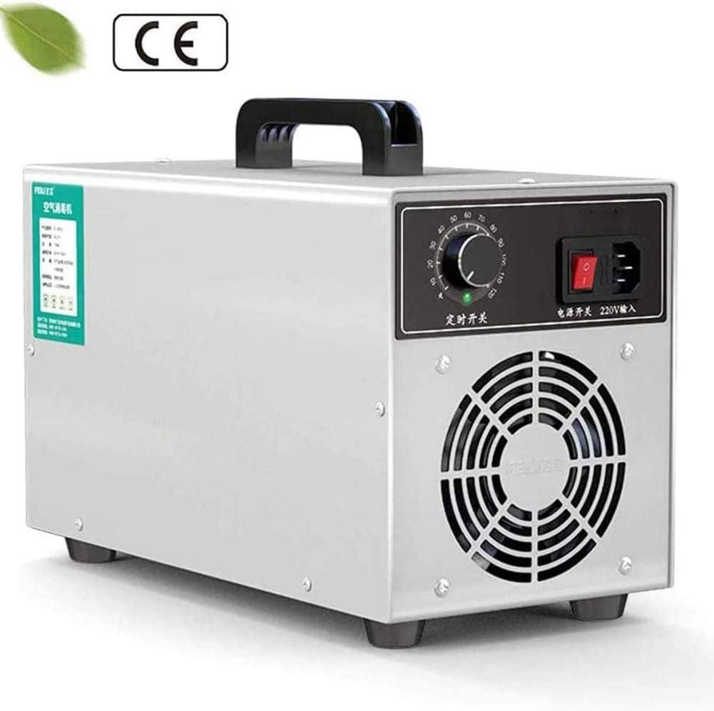 ZFAZF Generador de Ozono Casero, Máquina de Ozono Purificador de ...
