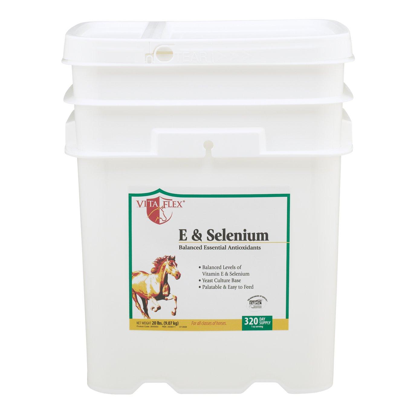 Vita Flex E & Selenium Balanced Essential Antioxidants, 320 Day Supply, 20 Pound