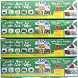 SET OF FOUR - Debbie Meyer GeniusVac Gallon Size Bags, 12 bags per box (48 total bags)