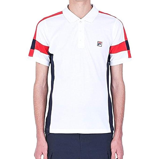 Fila Men's Prago Polo Shirt at Amazon Men's Clothing store
