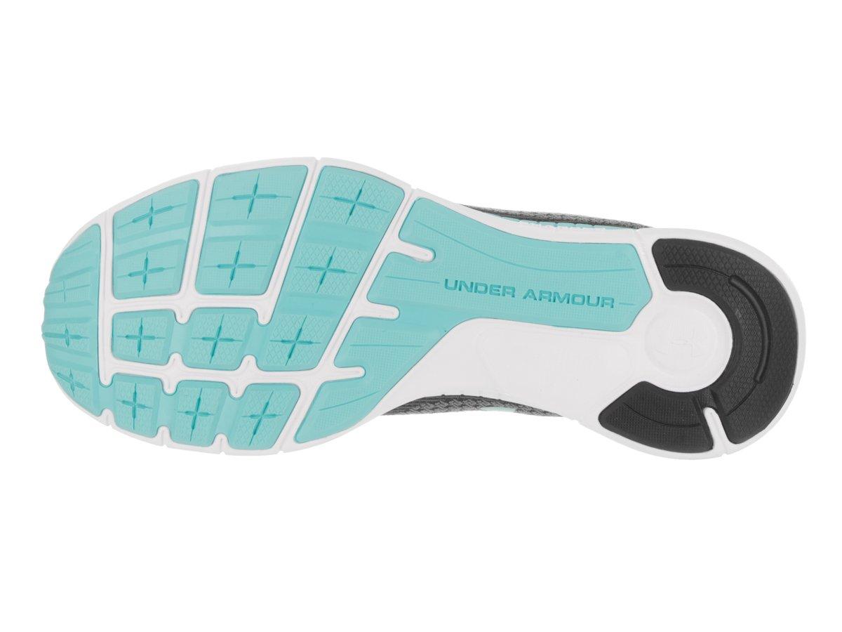 Under Armour Women's Charged Lightning B(M) Running Shoe B01GQJHDYE 6.5 B(M) Lightning US|Rhino Gray/Black/Venetian Blue 87d009