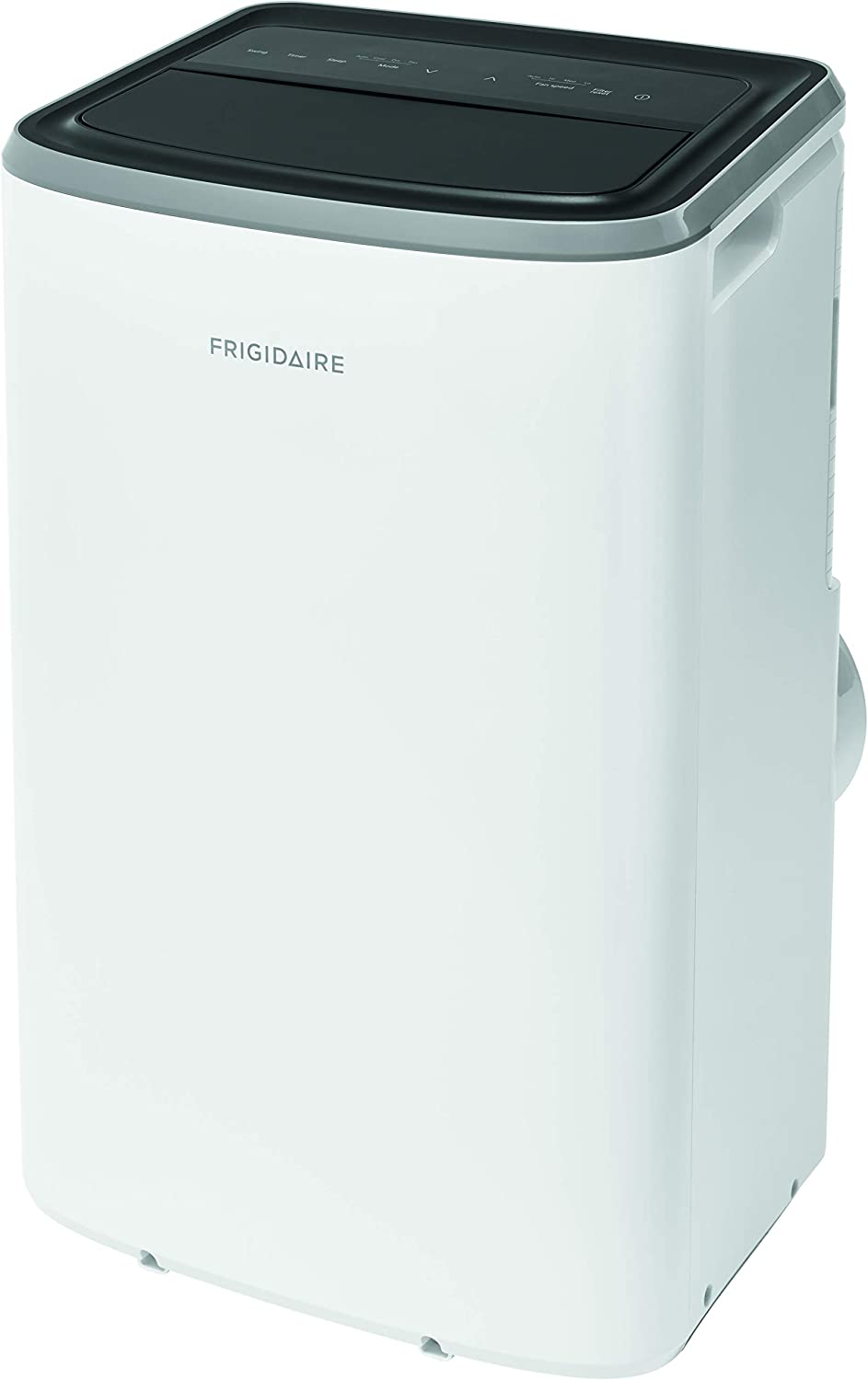 Frigidaire FHPC082AB1 Portable Air Conditioner with Remote Control for Rooms, White