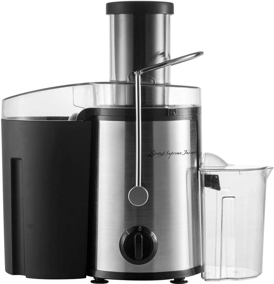 Sirena Supreme Fruit Juicer Machine