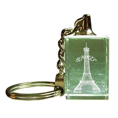 Recuerdos de Francia - de la torre Eiffel llavero con ...