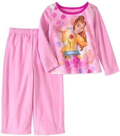 Disney Collection Baby Girls /& Toddler Girls Princess Pajama Nightgown Pink