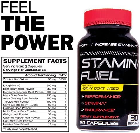 Stamina Fuel Cayenne Powder