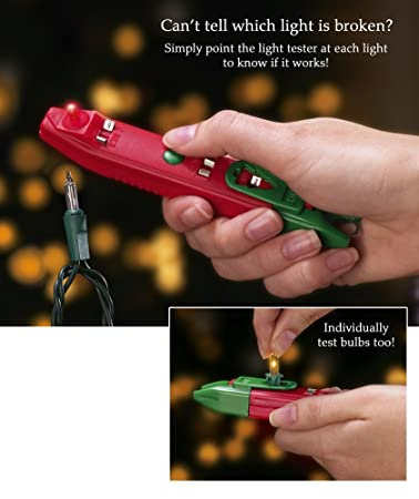 Christmas Tree Light Tester.Led Keeper Led Light Set Repair Tool Christmas Tree Light