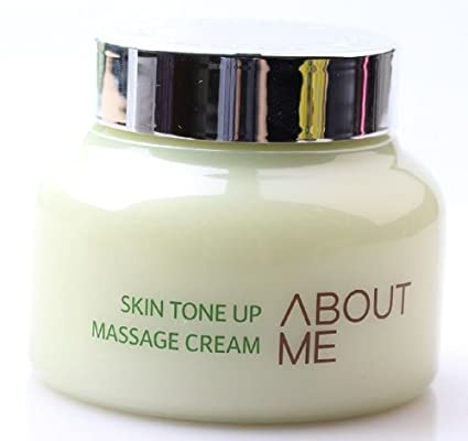 About Me Skin Tone Up Massage Lotion, 150ml Albolene - Moisturizing Cleanser, Unscented - 6 Ounce