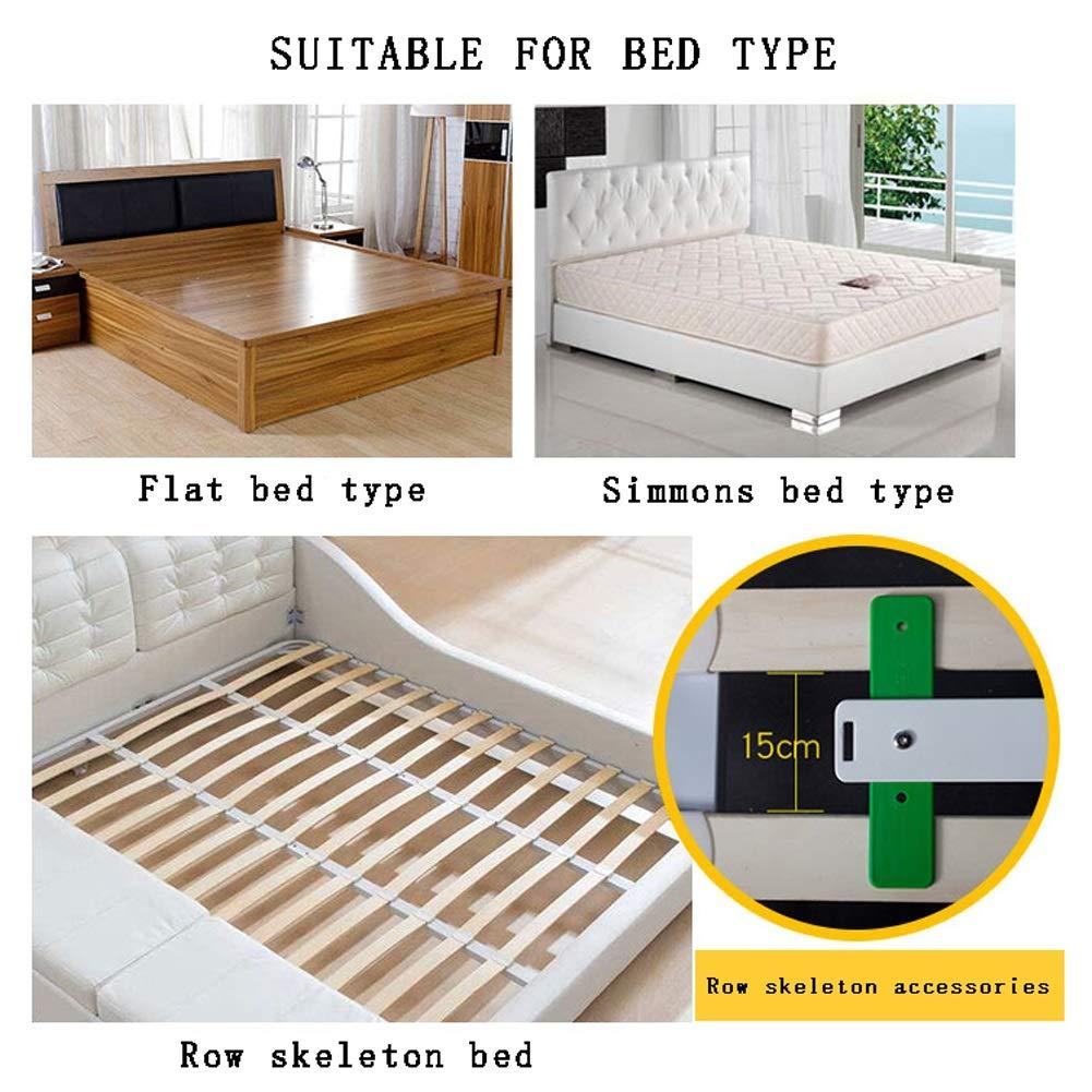 Bett Haltegriff for Senioren Stabilit/ät Hilfe Behinderte Size : 60cm Zusammenklappbaren Bett Haltegriff Schutzgel/änder Sicherheit Edelstahl-Bettgitter