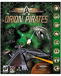 Star Trek: Starfleet Command Expansion - Orion Pirates