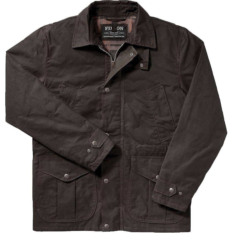 フィルソン アウター ジャケットブルゾン Filson Men's Polson Field Jacket Coyote Bro 2bw [並行輸入品] B077THB1F5 Small
