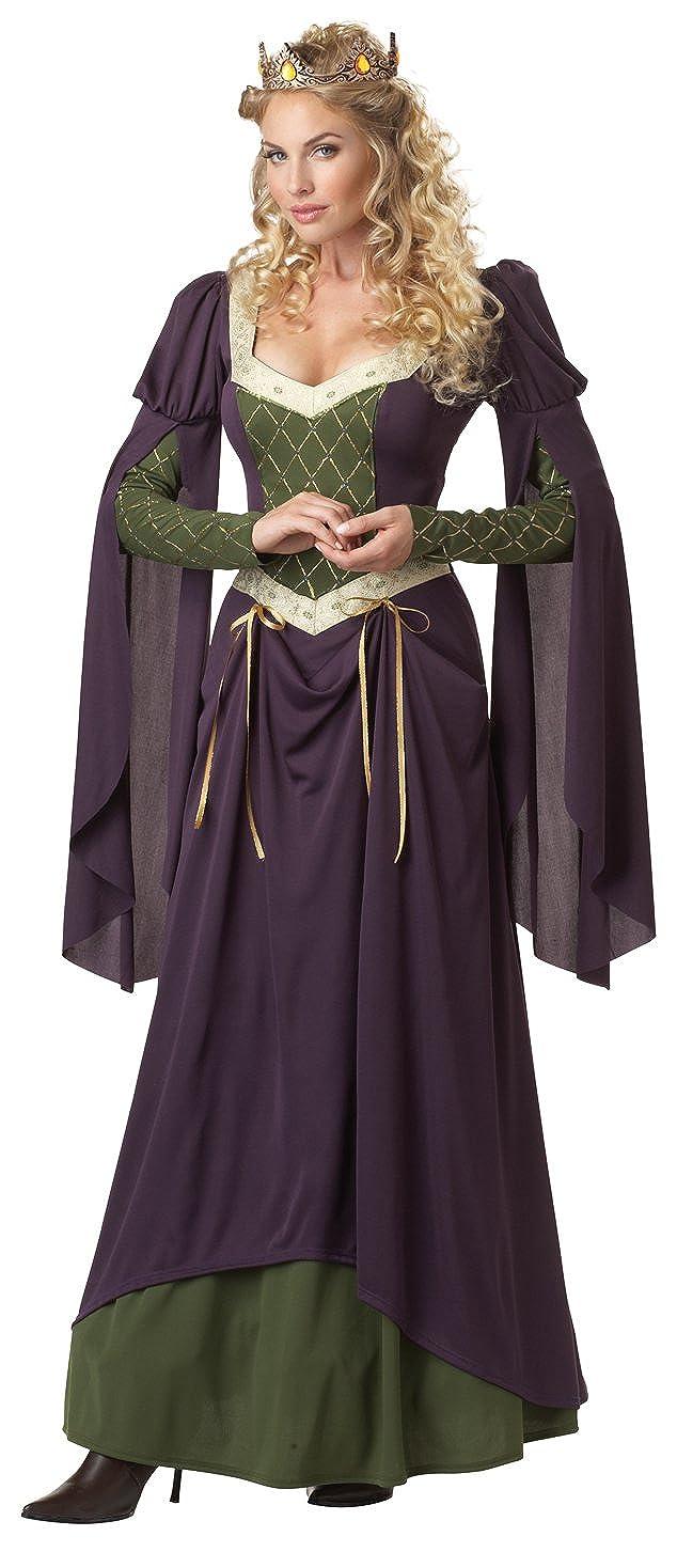 1ea560864b Amazon.com  California Costumes Women s Lady In Waiting Costume  Clothing