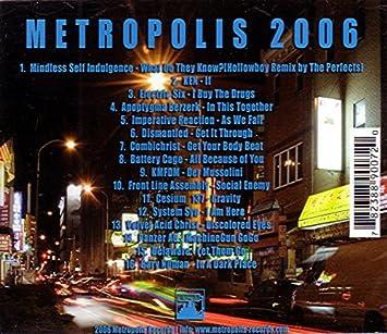 Various Artists Metropolis 2006 Amazon Com Music